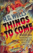 Things to Come 1936 DVD - Raymond Massey
